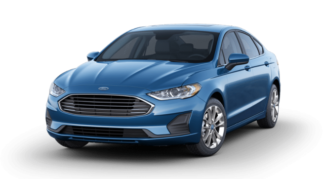New 2019 Ford Fusion SE Sedan for sale in Hobart, IN